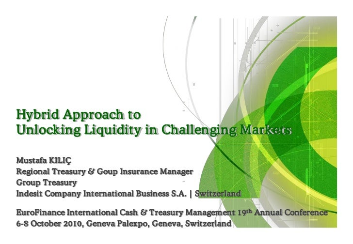 Hybrid Approach to Unlocking Liquidity in Challenging Markets