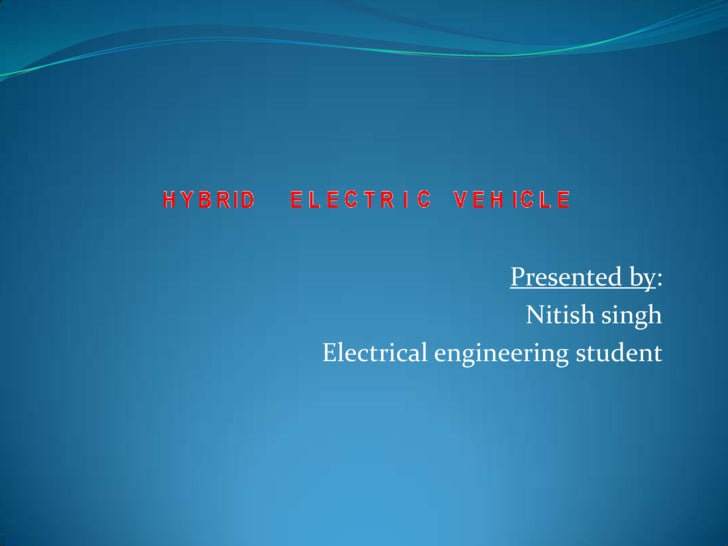 Presented by:<br />Nitishsingh<br />Electrical engineering student<br />