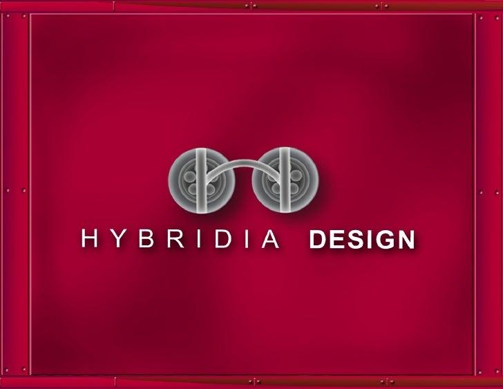 Hybridia Design Look Book Portfolio Vrs4b
