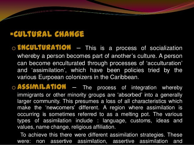 cultural erasure retention and renewal Cultural retention- the norms cultural erasure which refers to the dying out of a social groups practices cultural renewal.