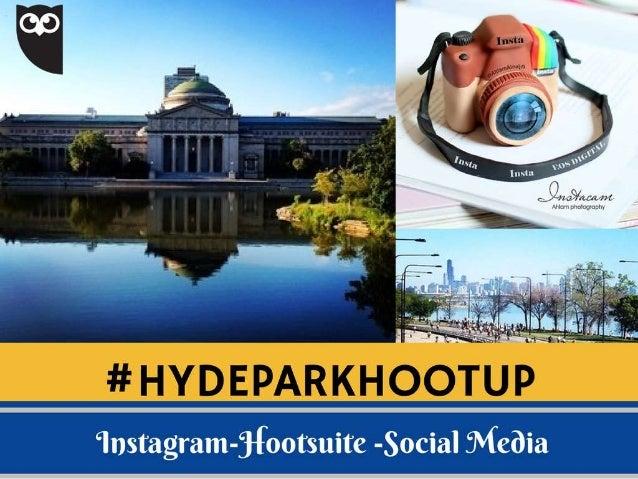 Hyde Park HootUp on Instagram
