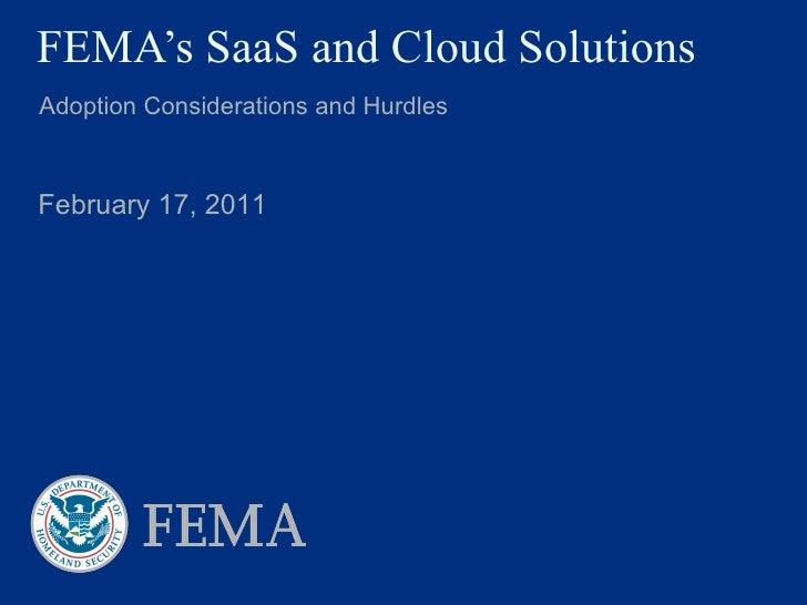 Federal Cloud Case Study