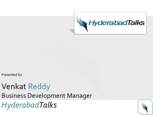Hyderabad talks