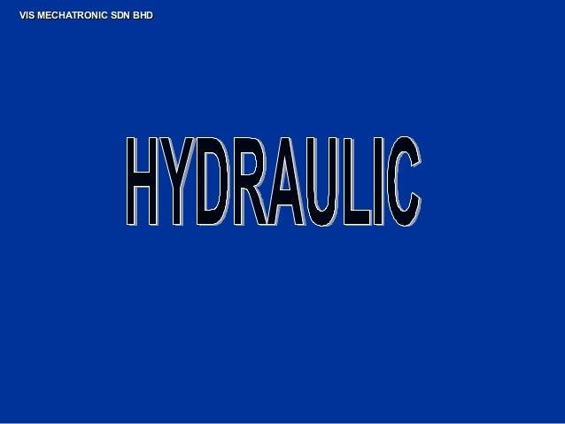 Hydraulic introducing