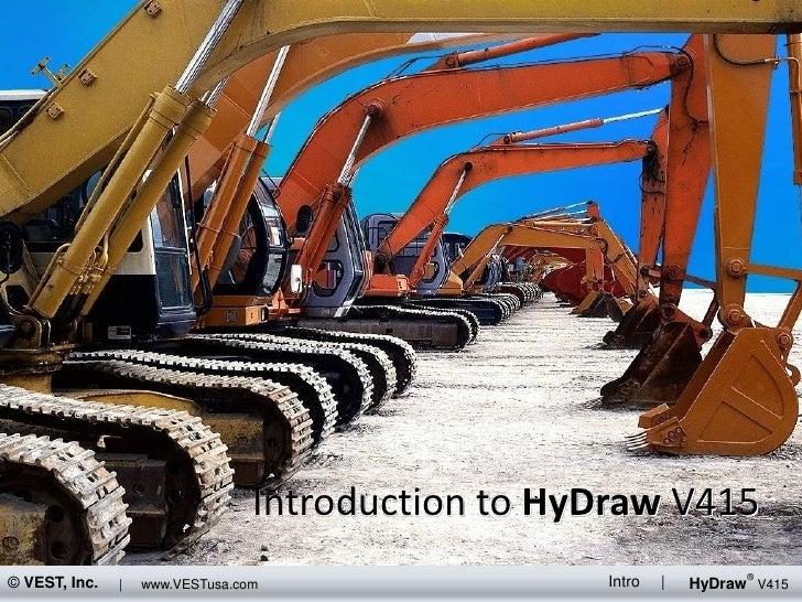 HyDraw V415 Intro