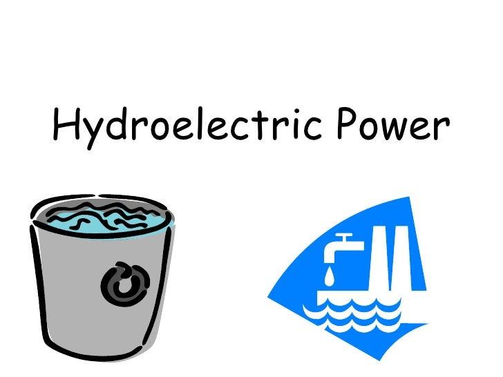 Hydroelectric Power V2