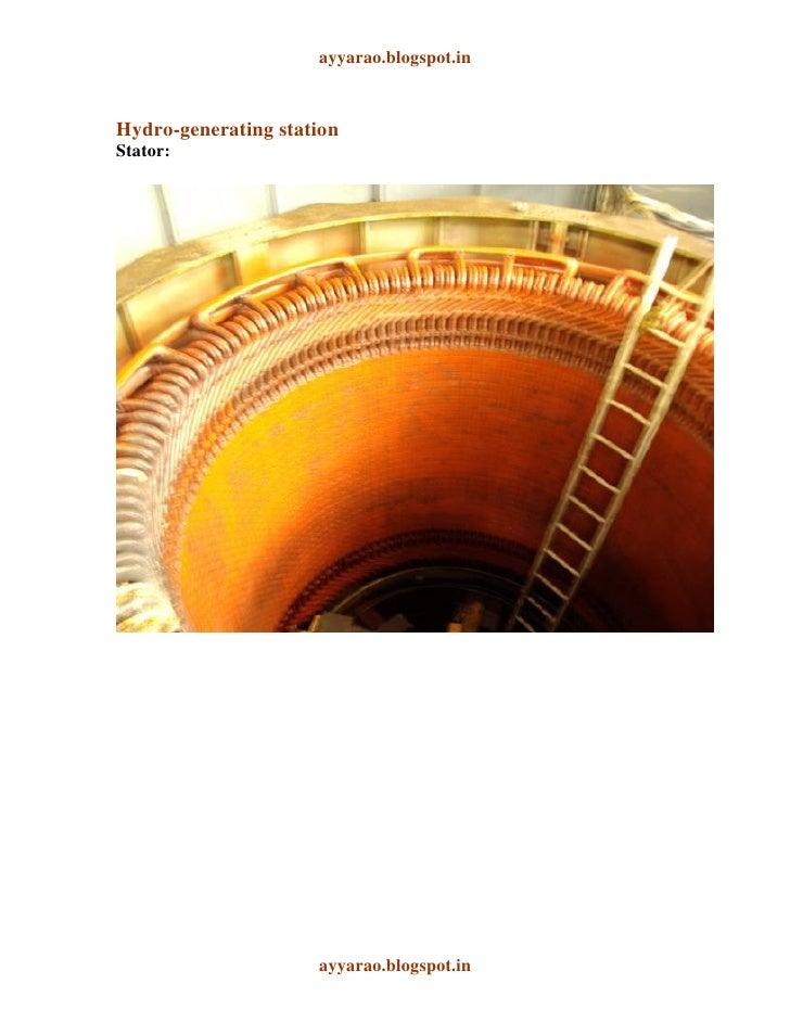 Hydrogenerator