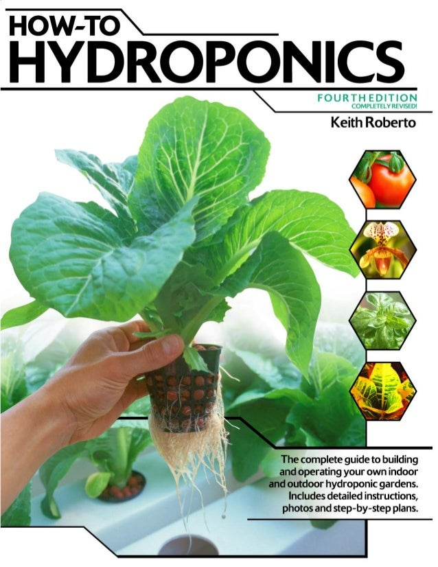 Hydroponics for agriculture