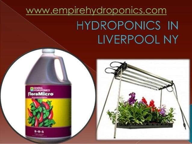Hydroponics  in liverpool ny
