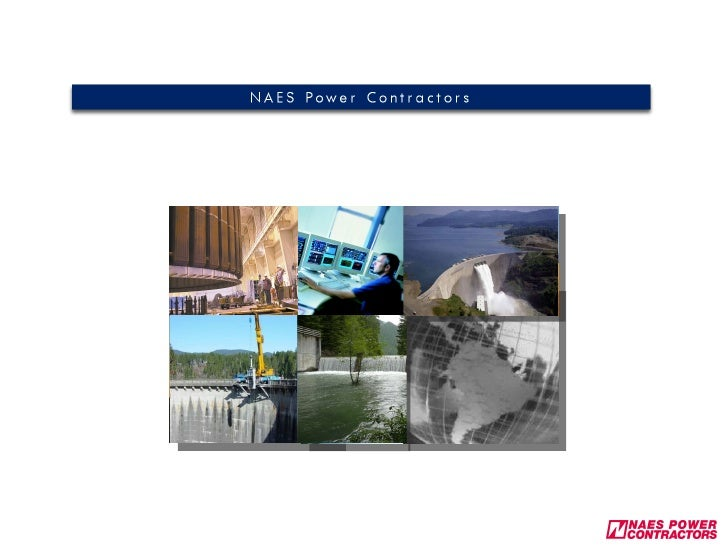 NAES Power Contractors Hydro Services