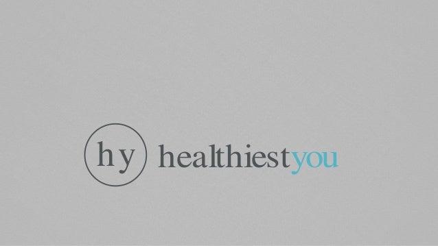 Healthiest You employer presentation