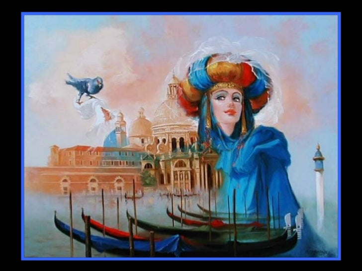 Hymne a Venice Powerpoint by Lia