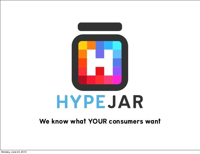 Hypejar: Discover the Future