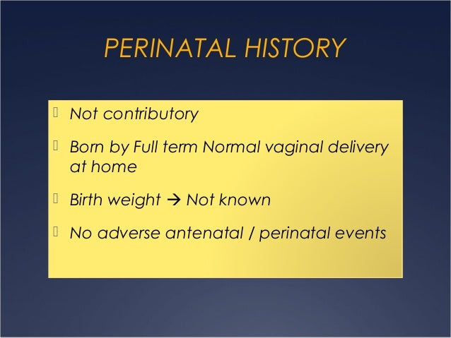 Full Term Normal Delivery Born by Full Term Normal