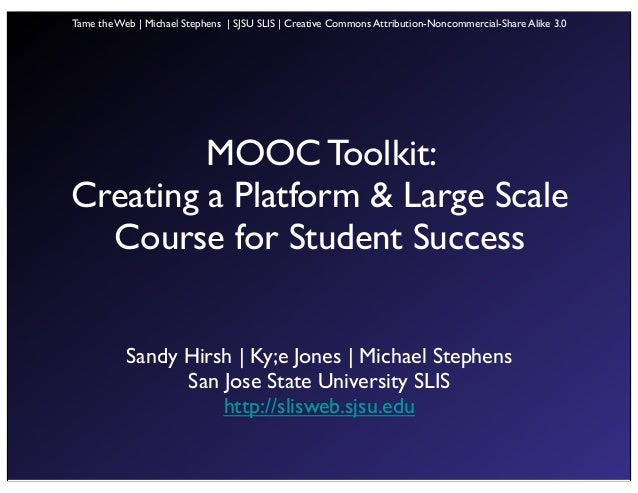 Hyperlib mooc success