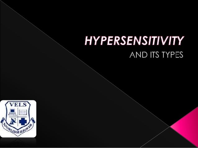 Hypersensitivity refers to undesirable reactions produced by the normal immune system, including allergies and autoimmun...