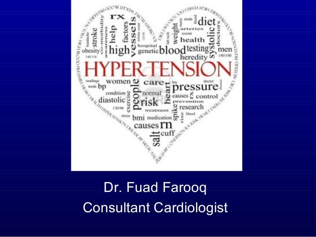 Dr. Fuad Farooq Consultant Cardiologist