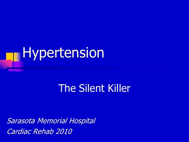 Hypertension 2010