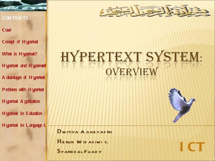 Hypertext System Hwssn