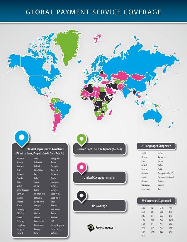 Hyper wallet global services map   june 2013
