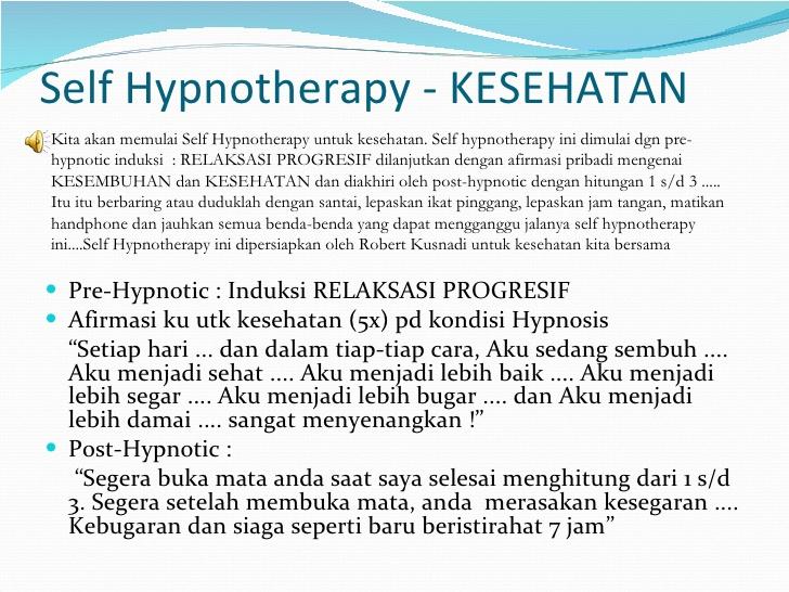 reviews on self hypnosis
