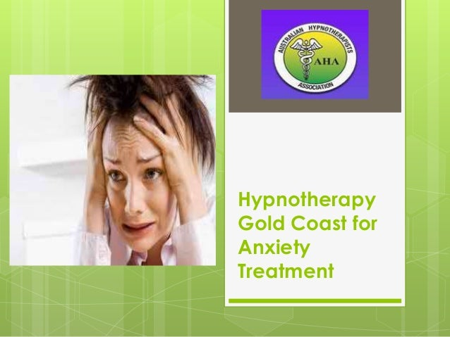Hypnotherapy gold coast for anxiety treatment