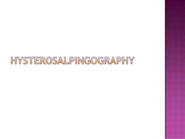 MAJOR EQUIPMENT * • fluoroscope room • Table • Gynecologic stirrups