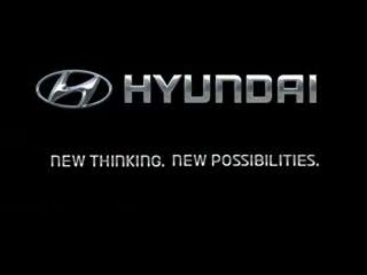 Hyundai vendor scheme