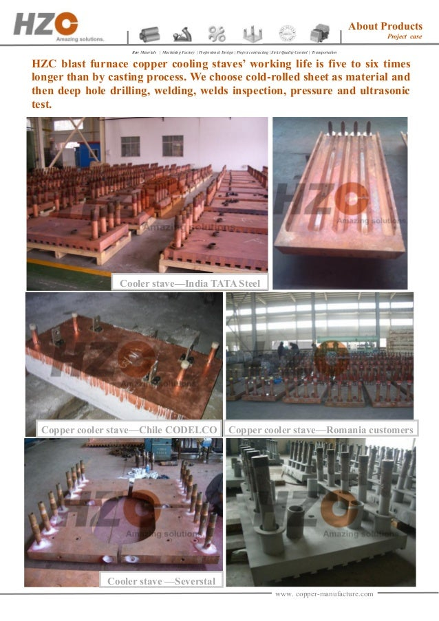 cooling system for a blast furnace Blast furnace reline project and it is possible that it will not go ahead  the  capability of this cooling system is being assessed although.