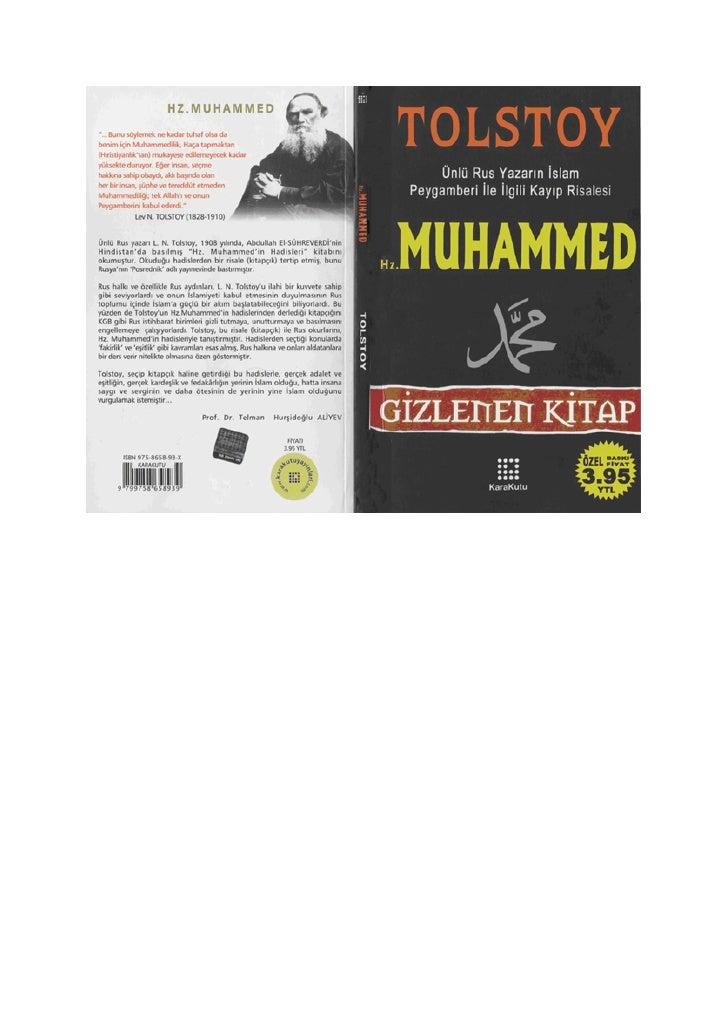 Hz Muhammed Dini konular