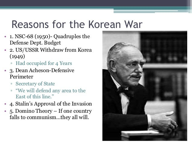 "reasons for korean war Causes of the civil war  how did the korean war get dubbed the ""forgotten war"" korea has been called a ""forgotten war"" since at least october 1951 when ."