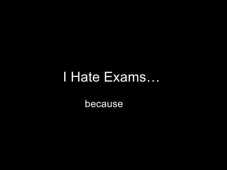 Hate exams quotes funny zedge