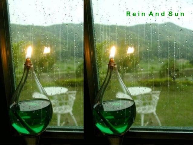 Όμορφες εικόνες + Listen to the falling rain
