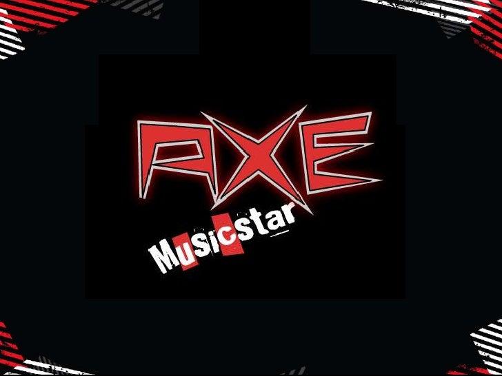 AXE MusicStar on Facebook