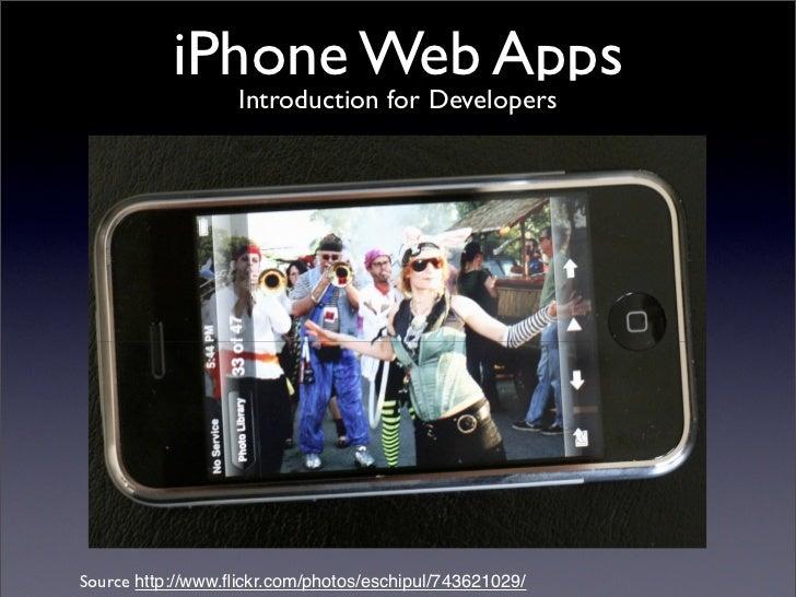 I Phone Developer Introduction By Eschipul