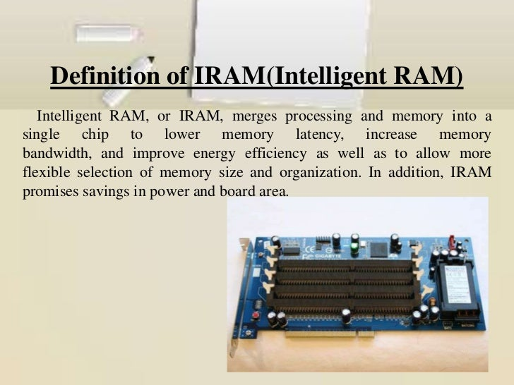 Definition of ram in computer science