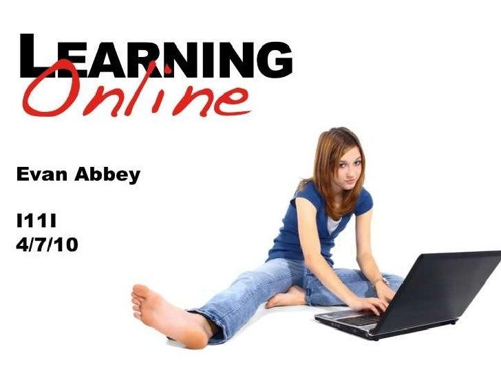 Learning Online in K-12 Schools