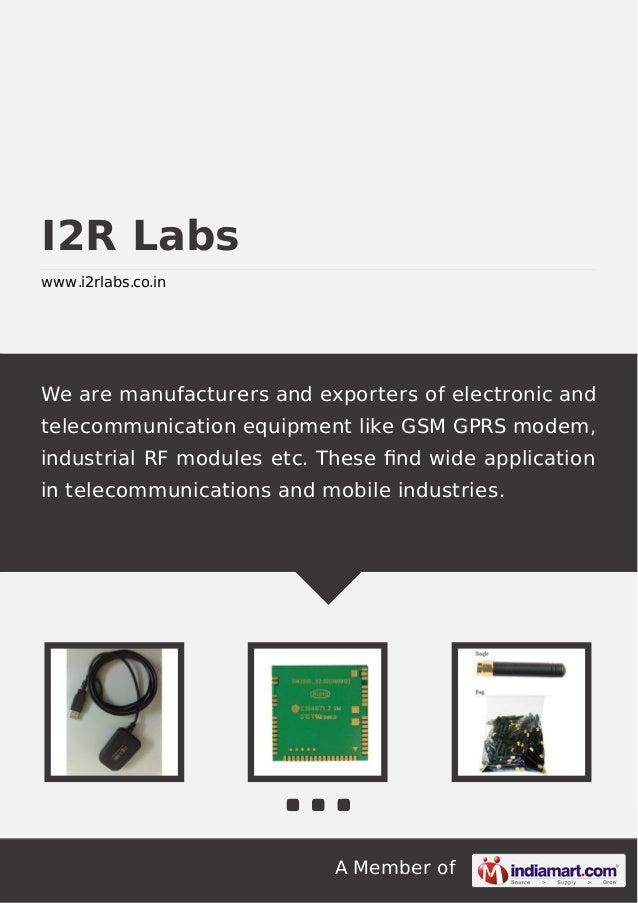 I2r labs