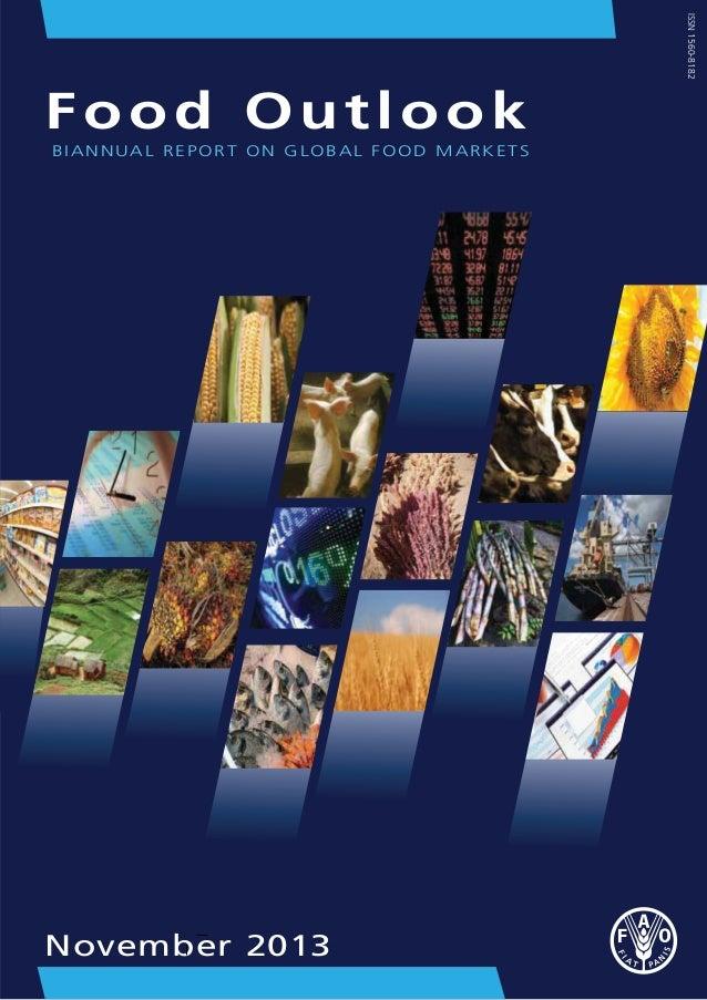 Relatório FAO