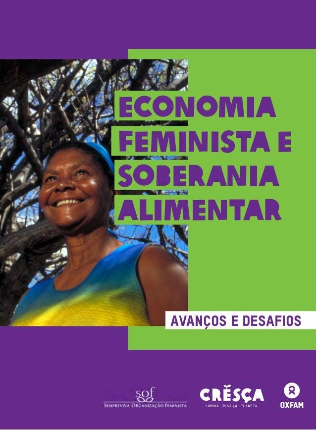 Economia feminista e soberania alimentar: Avanços e desafios.
