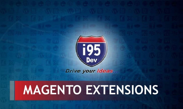 Magento Extensions | Customized Magento Integrations | i95Dev Magento