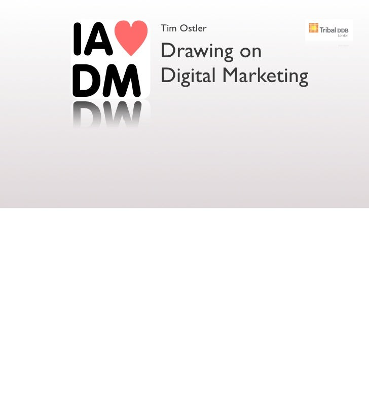 IA      Tim Ostler       Drawing on DM   Digital Marketing