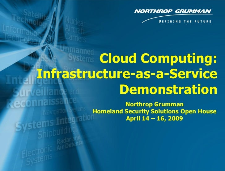 Cloud Computing:              Infrastructure-as-a-Service                           Demonstration                         ...