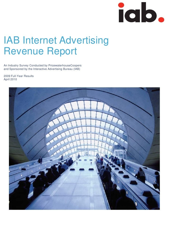 Iab Ad Revenue Full Year 2009