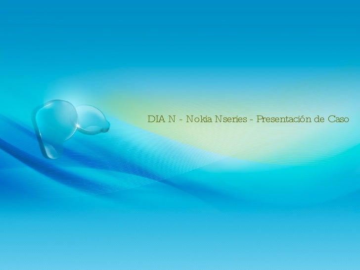 IABNow - Nokia Día N