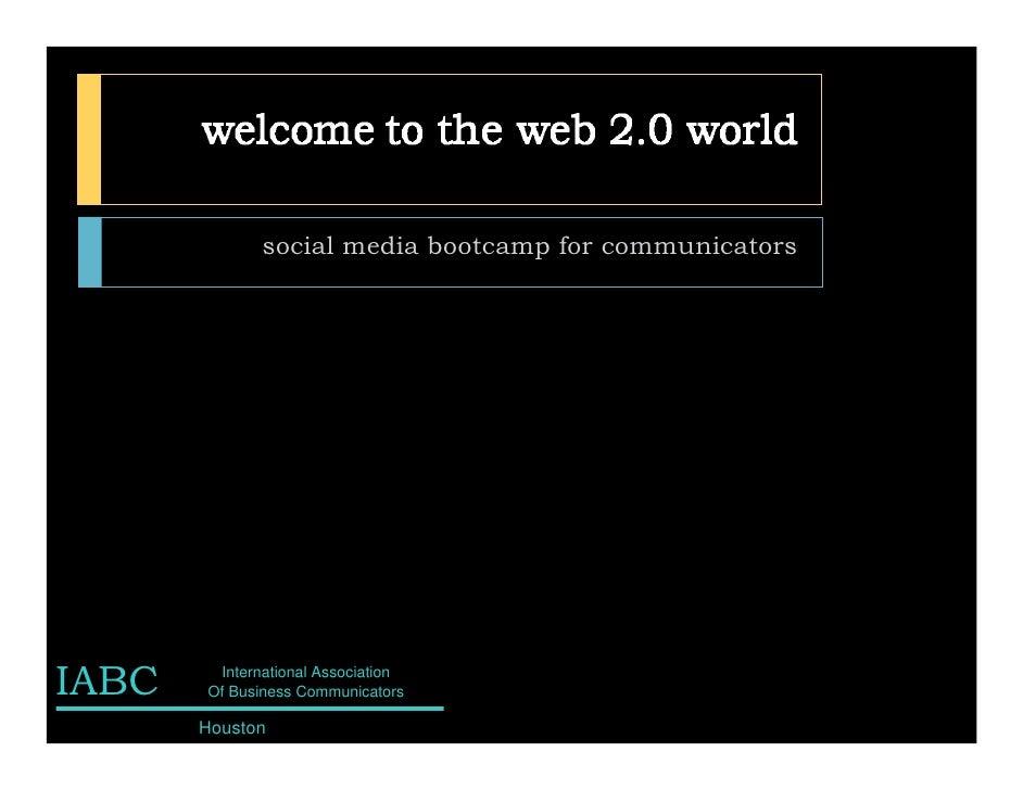 Social Media Metrics & Measurement