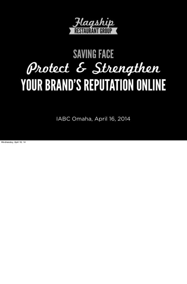 Protect & Strengthen Your Brand's Online Reputation