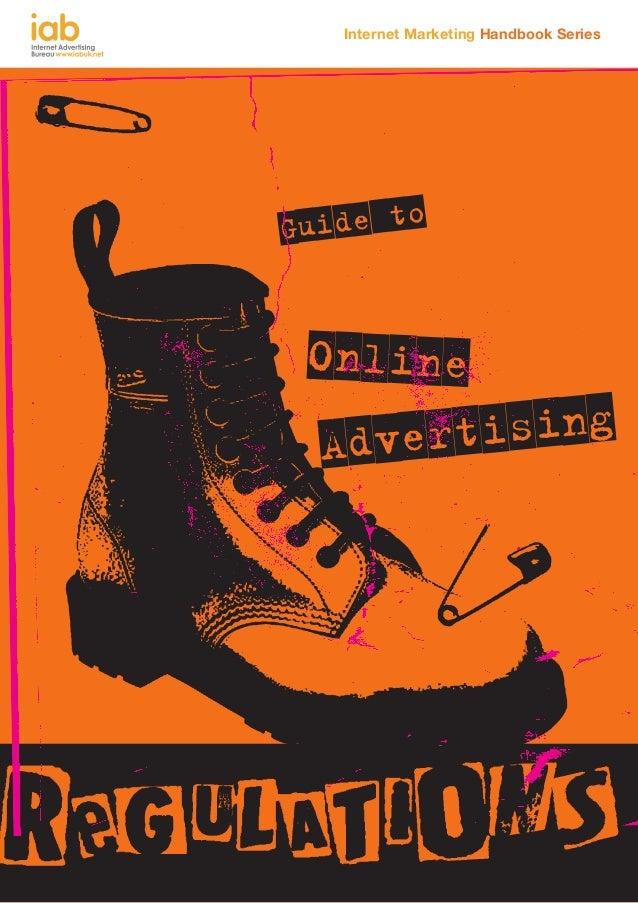 Internet Marketing Handbook SeriesGuide to Online  Ad vertising