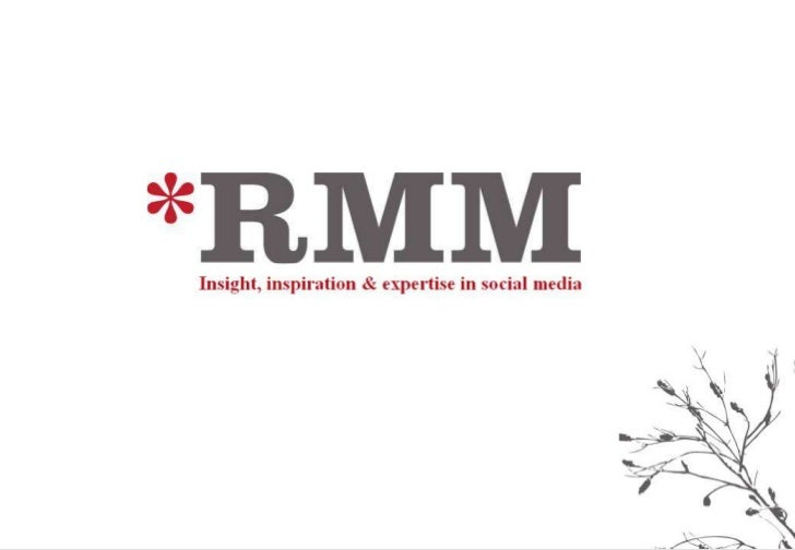 RMM - Social media for small businesses