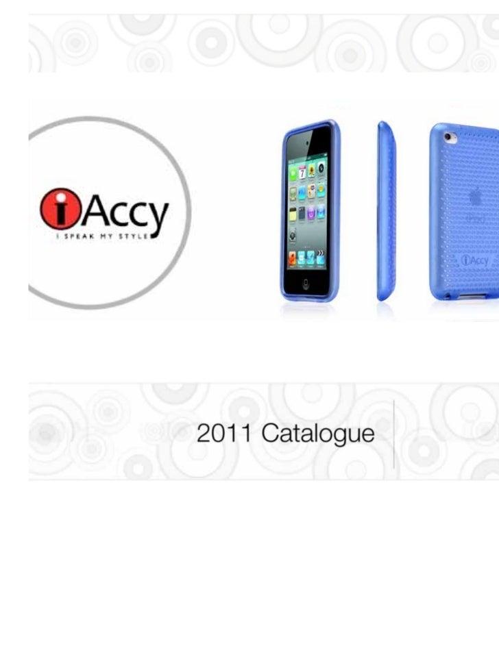 Iaccy catalogue
